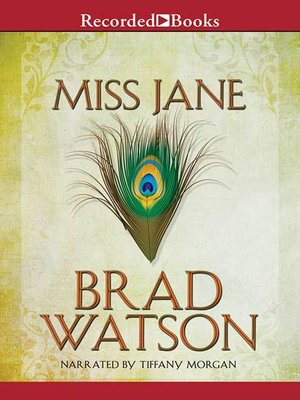 cover image of Miss Jane