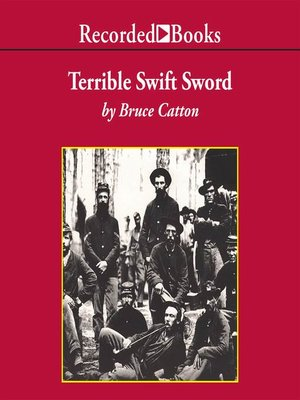 cover image of Terrible Swift Sword