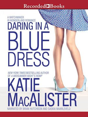 cover image of Daring in a Blue Dress