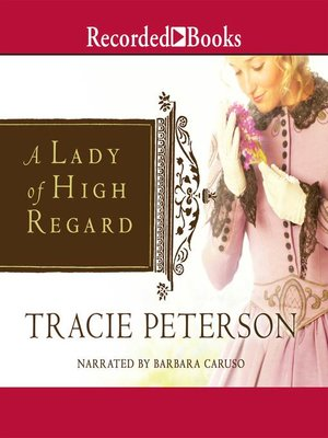 cover image of A Lady of High Regard