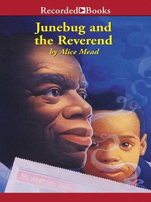 cover image of Junebug and the Reverend