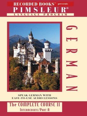 cover image of German IIA