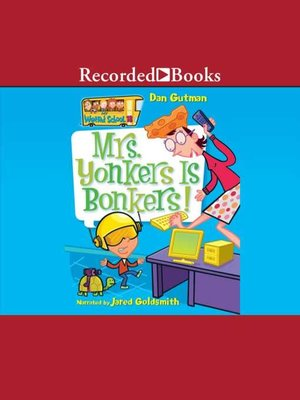 cover image of Mrs. Yonkers is Bonkers!