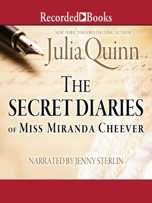 cover image of The Secret Diaries of Miss Miranda Cheever
