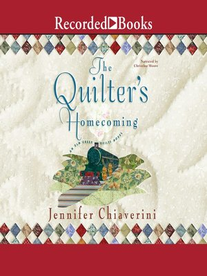 cover image of The Quilter's Homecoming