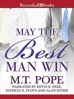 cover image of May the Best Man Win