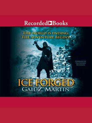 cover image of Ice Forged