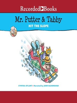 cover image of Mr. Putter & Tabby Hit the Slope