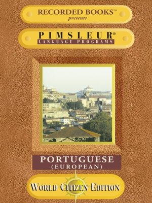 cover image of Portuguese (European)