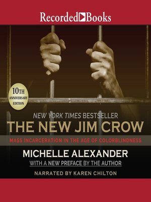 cover image of The New Jim Crow