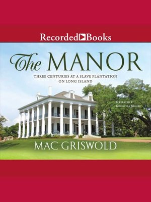 cover image of The Manor