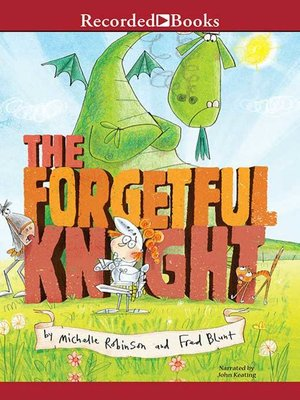 cover image of The Forgetful Knight