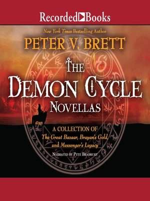 cover image of The Demon Cycle Novellas