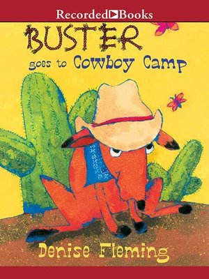 cover image of Buster Goes to Cowboy Camp