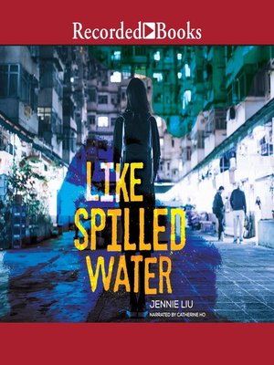 cover image of Like Spilled Water
