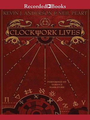 cover image of Clockwork Lives