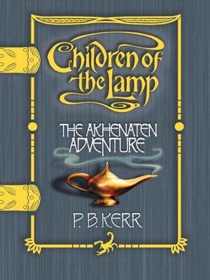 cover image of The Akhenaten Adventure