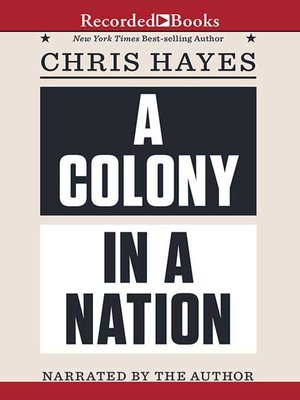 cover image of A Colony in a Nation
