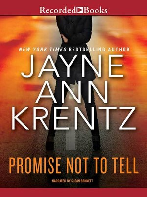 cover image of Promise Not to Tell