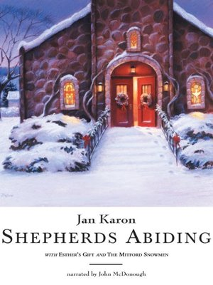 cover image of Shepherds Abiding