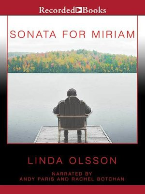 cover image of Sonata for Miriam