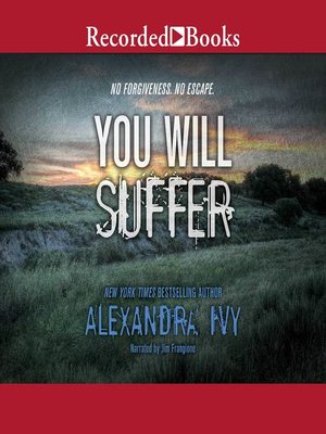 cover image of You Will Suffer