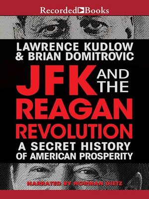 cover image of JFK and the Reagan Revolution
