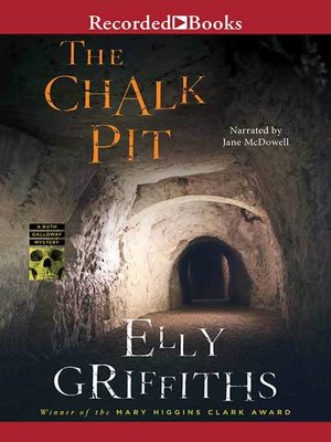 cover image of The Chalk Pit