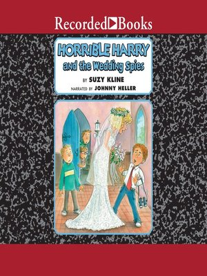 cover image of Horrible Harry and the Wedding Spies
