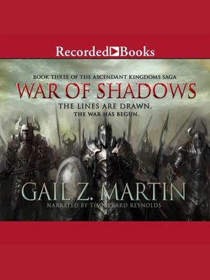 cover image of War of Shadows