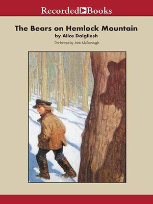 cover image of The Bears on Hemlock Mountain