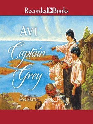 cover image of Captain Grey