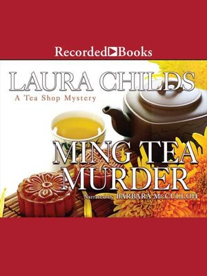 cover image of Ming Tea Murder
