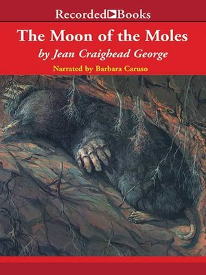 cover image of The Moon of the Moles
