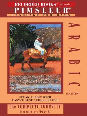 cover image of Arabic (Eastern) IIB