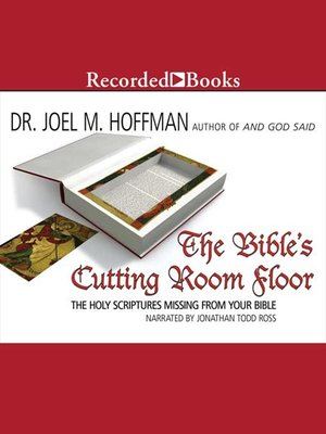 cover image of The Bible's Cutting Room Floor