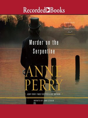 cover image of Murder on the Serpentine