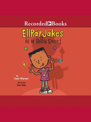 cover image of Ellray Jakes is a Rock Star
