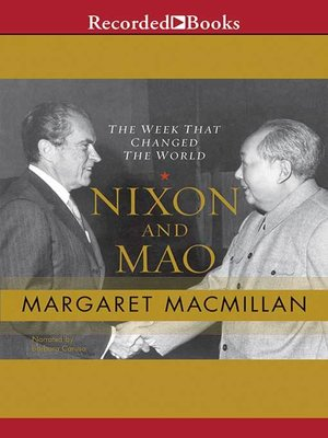 cover image of Nixon and Mao