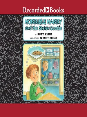 cover image of Horrible Harry and the Stolen Cookie