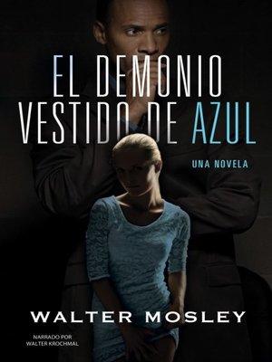 cover image of El demonio vestido de azul