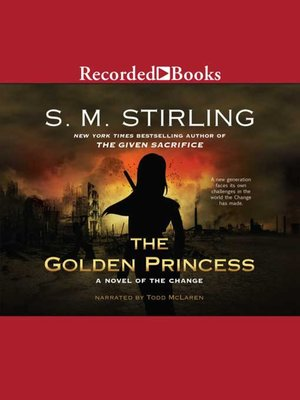 The Scourge of God--A Novel of the Change by S  M  Stirling