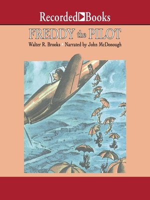cover image of Freddy the Pilot