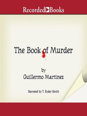 cover image of The Book of Murder