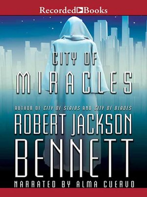 cover image of City of Miracles