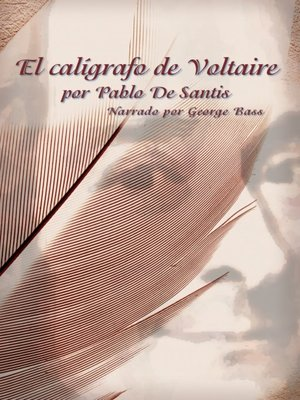 cover image of El Caligrafo de Voltaire