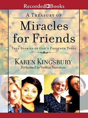 cover image of A Treasury of Miracles for Friends