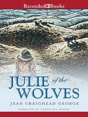 cover image of Julie of the Wolves