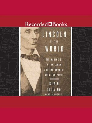 cover image of Lincoln In The World