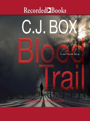 cover image of Blood Trail